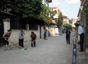 Ninh Thuận: Nhân rộng 48 khu dân cư tự quản bảo vệ môi trường
