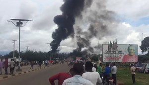 Nổ khí gas ở miền Bắc Nigeria làm ít nhất 35 người thiệt mạng