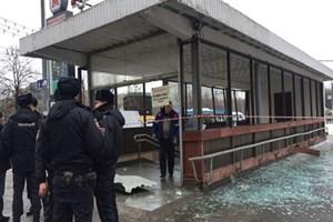 Nổ lớn tại nhà ga tàu điện ngầm Nga, 4 người bị thương