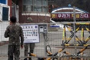 Nổ tại căn cứ quân sự Hàn Quốc, 20 binh sĩ bị thương