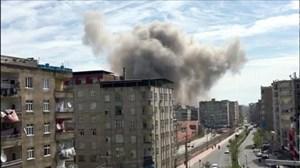 Nổ tại trụ sở cảnh sát ở Thổ Nhĩ Kỳ, ít nhất 4 người bị thương