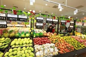 Nông sản Việt tiến sâu vào thị trường ngoại