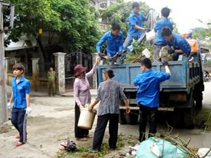 Nông thôn mới thì phải sạch