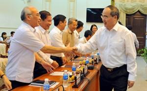 TP Hồ Chí Minh cần chủ động thông tin về bầu cử