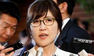 Nữ Bộ trưởng Quốc phòng Nhật gây chú ý với tài sản 'khủng'