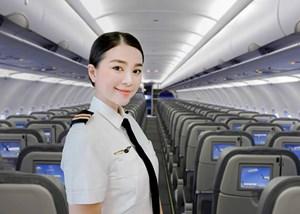 Nữ diễn viên Diệu Thúy làm phi công cho Hãng hàng không Tre Việt