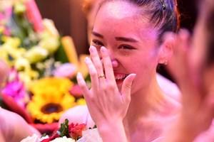 Nữ sinh trường múa trình diễn ngày thi tốt nghiệp