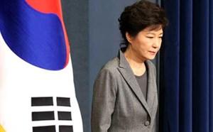 Nước cờ cuối của bà Park Geun-hye