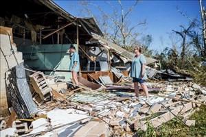 Nước Mỹ ngày càng hứng chịu nhiều trận bão hơn