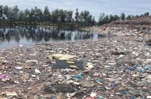Nước rỉ rác chảy về đâu?