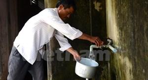 Nước sinh hoạt có nồng độ asen cao bất thường tại một xã ở Đắk Nông