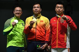 Olympic 2016:  Vị thế mới của thể thao Đông Nam Á