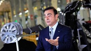 Ông Carlos Ghosn từ chức Giám đốc điều hành hãng Renault