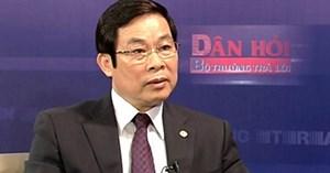 Vụ AVG: Ông Nguyễn Bắc Son bị cách chức Ủy viên TW Đảng khoá XI và Bí thư Ban cán sự đảng