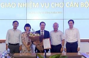 Ông Nguyễn Đăng Nguyên phụ trách chức vụ Tổng Giám đốc MobiFone