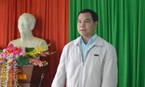 Ông Nguyễn Đình Khang làm Bí thư Tỉnh ủy Hà Nam