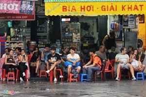 Ông Nguyễn Đức Chung: Hơn 150 quán bia vỉa hè có công an đứng sau