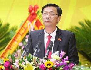Ông Nguyễn Văn Đọc tái đắc cử chức vụ Bí thư Tỉnh ủy Quảng Ninh nhiệm kỳ 2015- 2020