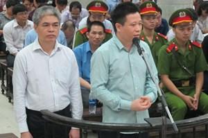 Ông Nguyễn Xuân Sơn bị đề nghị án tử hình, Hà Văn Thắm án chung thân
