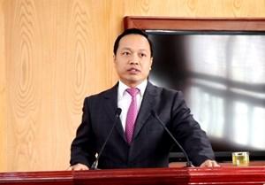 Ông Trần Tiến Dũng được phê chuẩn làm Chủ tịch UBND tỉnh Lai Châu