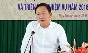 Ông Trịnh Xuân Thanh không đủ tư cách làm ĐBQH