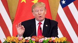Ông Trump lệnh chính thức áp thuế 200 tỷ USD hàng nhập từ Trung Quốc
