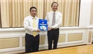 Ông Võ Khánh Hưng làm Phó giám đốc Sở Giao thông vận tải TP HCM