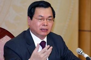 Ông Vũ Huy Hoàng bổ nhiệm sai hàng loạt: Bộ Công Thương nói gì?