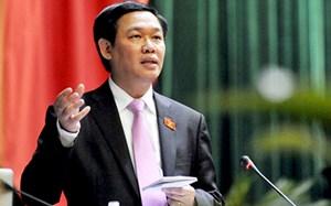 Ông Vương Đình Huệ làm Trưởng BCĐ TƯ các chương trình mục tiêu quốc gia