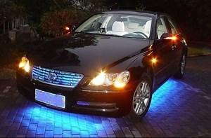 Ôtô 'độ' đèn chiếu sáng sẽ bị từ chối đăng kiểm