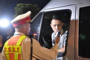 Sau 3 ngày tổng kiểm tra trật tự an toàn giao thông: Phát hiện, xử lý  nhiều trường hợp vi phạm