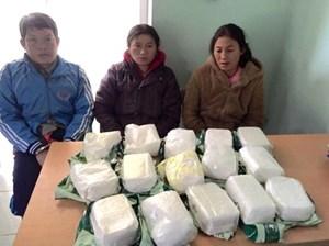 Phá đường dây ma túy xuyên quốc gia, thu 15 kg ma túy tổng hợp