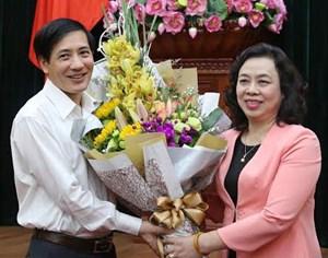 Phân công Chánh Văn phòng Thành ủy Hà Nội làm Bí thư Quận ủy Ba Đình