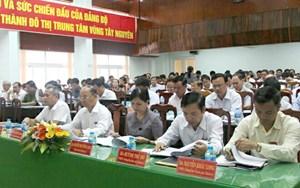 Phấn đấu 100% xã trên địa bàn TP Buôn Ma Thuột đạt chuẩn nông thôn mới