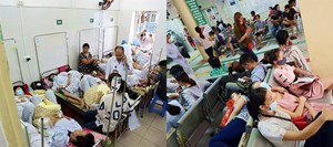 Phấn đấu đến năm 2020: Xóa tình trạng quá tải bệnh viện