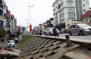 Phản hồi đề xuất hạ đê sông Hồng của Hà Nội
