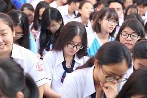 Phản hồi thông tin đăng ký thi THPT quốc gia chậm nhất vào ngày 25/4
