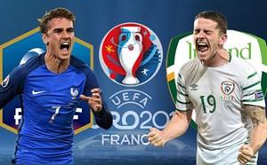 Pháp - Ireland (20h ngày 26/6): Cổ tích khó viết tiếp