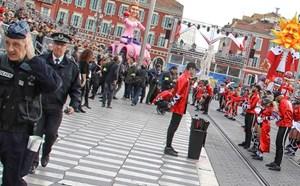 Pháp áp dụng các biện pháp an ninh đặc biệt cho lễ hội Carnaval