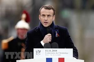 Pháp điều tra khoản tài trợ tranh cử của Tổng thống Emmanuel Macron