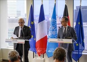 Pháp và Đức thiết lập liên minh thúc đẩy chủ nghĩa đa phương