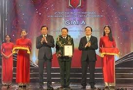Phát động cuộc thi 'Vì sự nghiệp giáo dục Việt Nam'