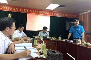 Phát động cuộc thi viết, vẽ về công nhân, Công đoàn Việt Nam