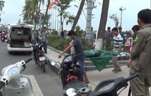 Phát hiện xác chết đang phân hủy trên sông Sài Gòn