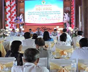 Phát huy lòng yêu nước, tự tôn dân tộc bằng việc tin dùng hàng Việt