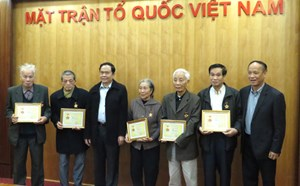 Phát huy vai trò ưu tú, có nhiều sáng kiến đóng góp cho xã hội, cho MTTQ Việt Nam