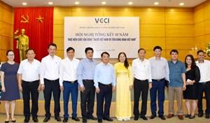 Phát triển kênh phân phối hàng Việt tới khắp nơi