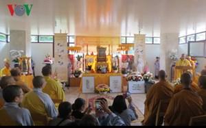 Phật tử ở Pháp tiễn đưa hòa thượng Thích Phước Đường về cõi vĩnh hằng
