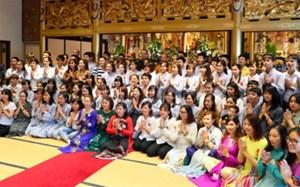 Phật tử Việt Nam ở Kitakyushu (Nhật Bản) có nơi sinh hoạt tâm linh mới