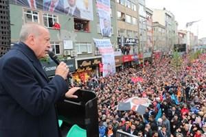Phép thử đối với Tổng thống Thổ Nhĩ Kỳ